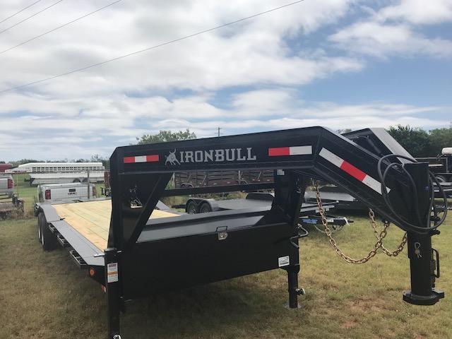 2019 Iron Bull ETG 102X32 Equipment Trailer in Ashburn, VA