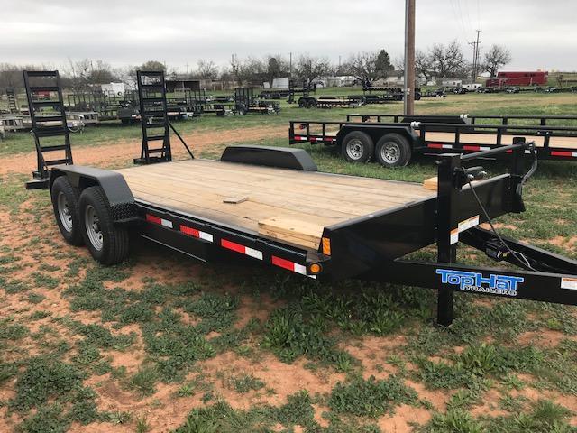 2018 Top Hat EH83X18 Equipment Trailer in Ashburn, VA