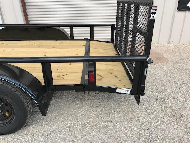 2020 Top Hat 83X16MP Utility Trailer