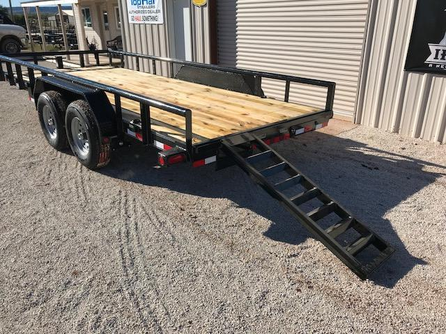 2019 Load Trail  CS83x18 Utility Trailer