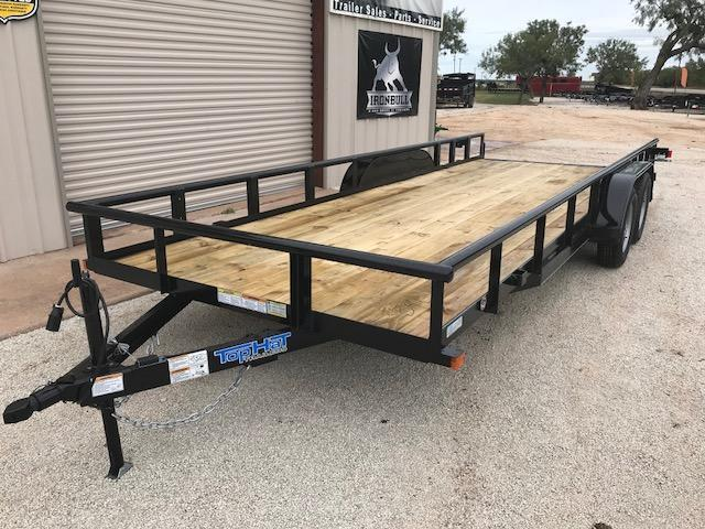 2019 Top Hat 83X20MP Utility Trailer