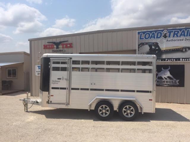 2019 Sundowner Trailers STOCKMAN Livestock Trailer in Ashburn, VA