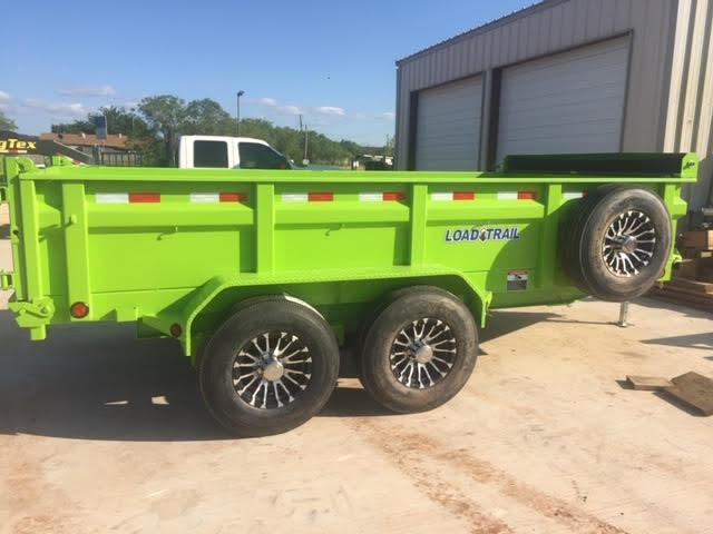 2019 Load Trail 83 x 14 Tandem Axle Dump Trailer in Ashburn, VA