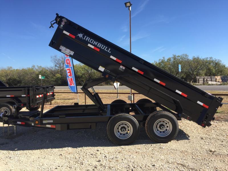 2019 Iron Bull DTB83x14 Dump Trailer in Ashburn, VA