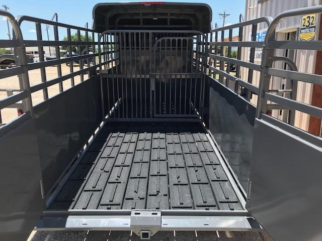 2019 Big Bend 6X16 GOOSENECK Livestock Trailer