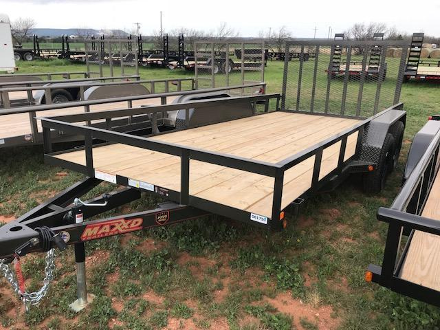 2019 MAXXD 83X16 Utility Trailer 7K in Ashburn, VA