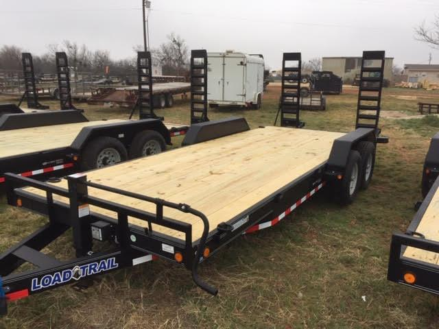 2019 Load Trail  CS83x20 Equipment Trailer