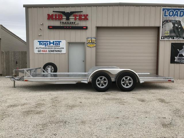 "2019 Sundowner 4000AP Trailers 6' 9""X18' SUNLITE Car Hauler"