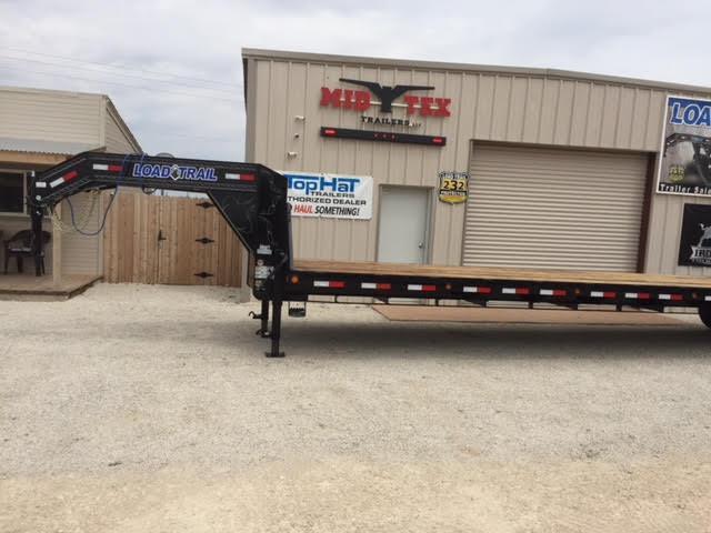 "2018 Load Trail Low Pro Gooseneck 102""X40'"
