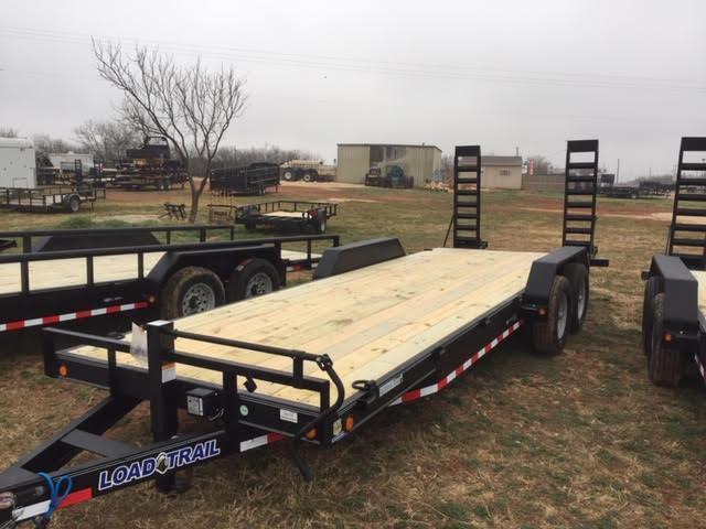 2019 Load Trail  CS83x22 Equipment Trailer in Ashburn, VA