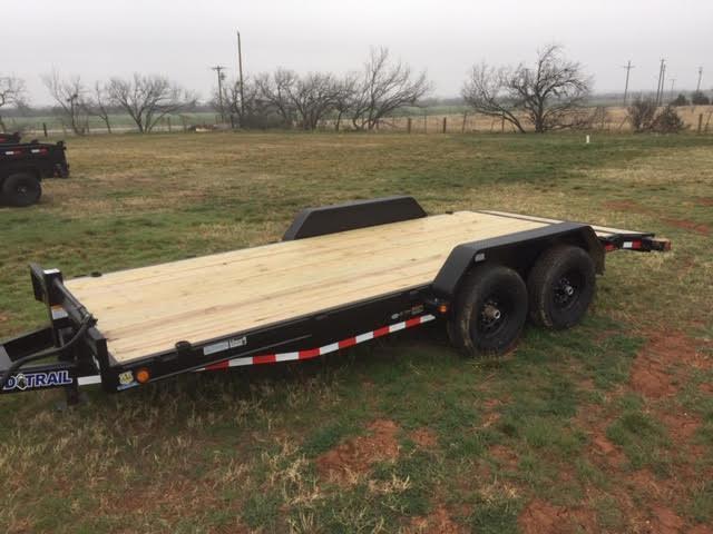 2019 Load Trail CH 83X18 Equipment Trailer in Ashburn, VA