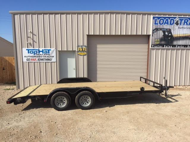 2018 Load Trail CH83X18 Car Hauler