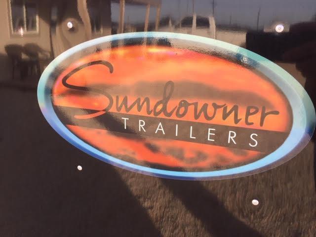 "2019 Sundowner Trailers SHOWMAN 80""X16' Livestock Trailer"