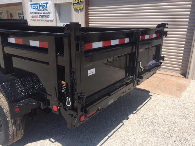 2018 Load Trail DT83X14Low Pro Dump Trailer