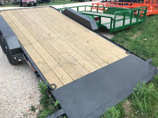 2019 MAXXD 83X20 TILT 14K Equipment Trailer