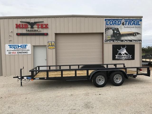 2019 Top Hat UT83X18MP Utility Trailer in Ashburn, VA