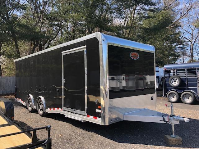 2018 Sundowner 24' Car Hauler- Race Car Series
