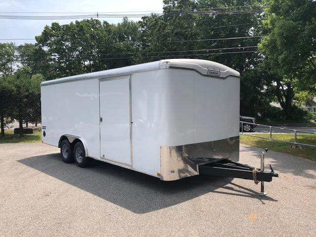 2019 Haulmark Transport 8.5x20