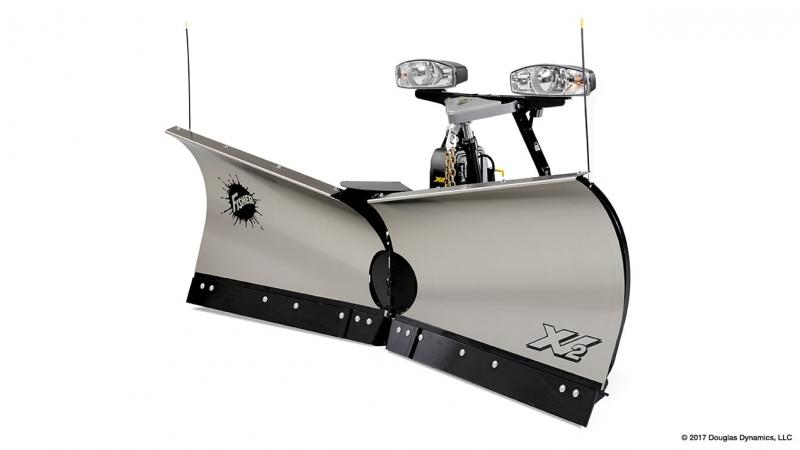 """2019 Fisher 8'6"""" Xv2 Ss Or Ms"""