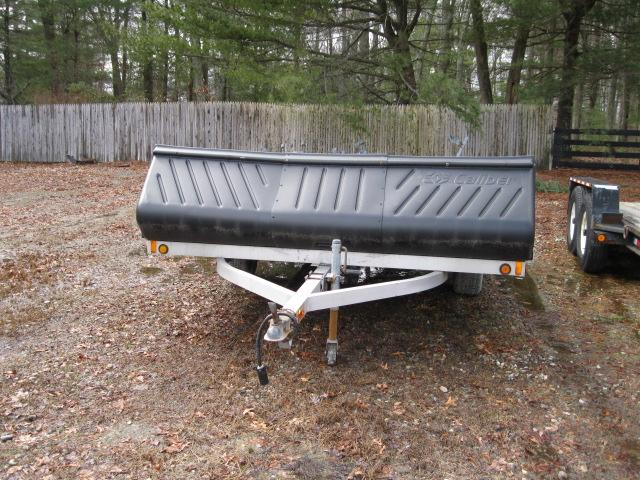 2003 Sea Lion 10' Aluminum 2 Slot