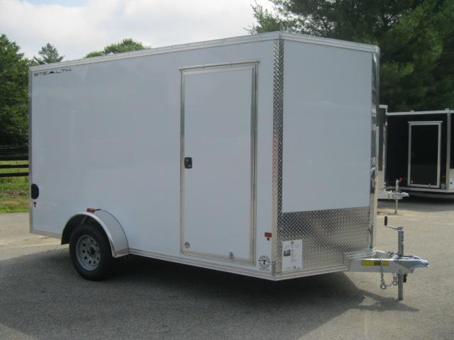 2018 Cargo Pro Stealth Sa 7x12