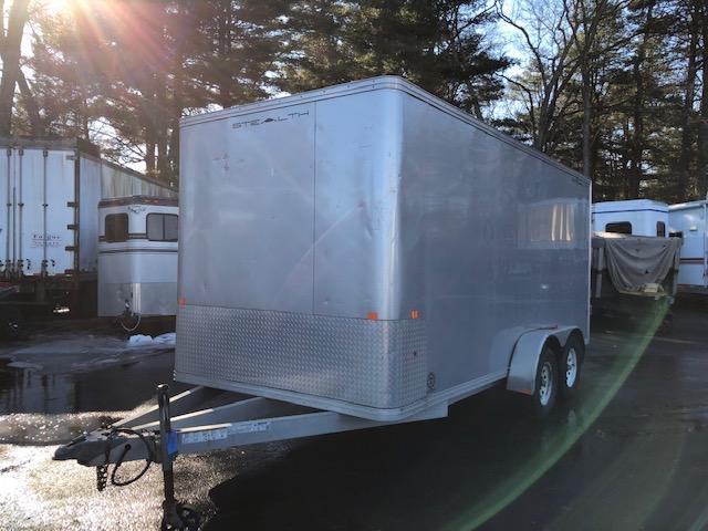 2014 Cargo Pro Stealth 7x16