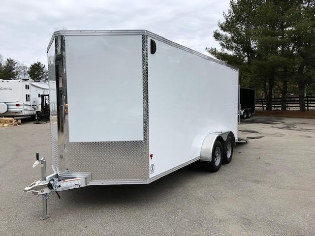 2019 Cargo Pro Stealth 7x16
