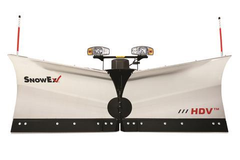 "2019 Snowex V-plow 9'6"" Hdv Ss"
