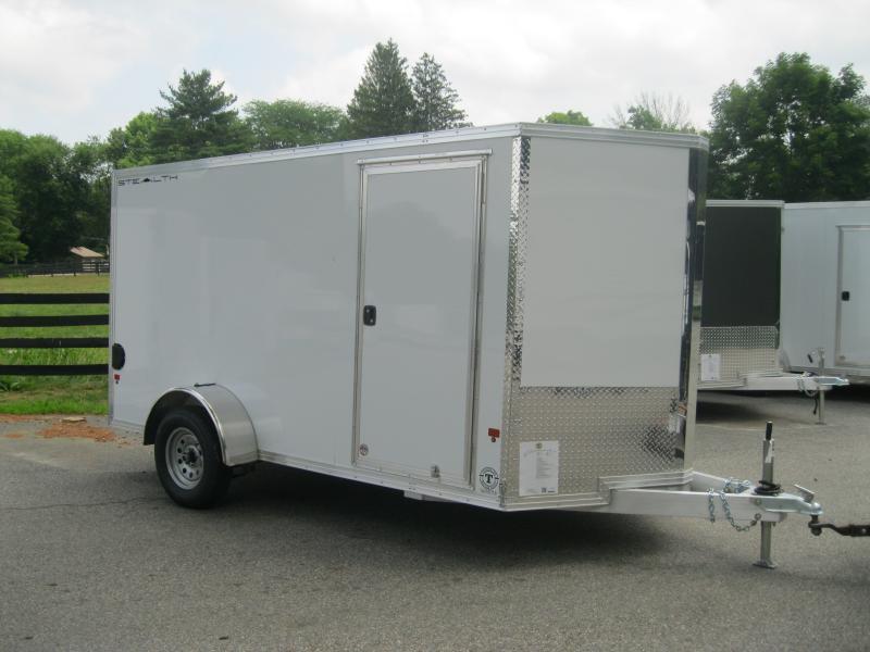 2018 Cargo Pro Stealth 6x12 Sa