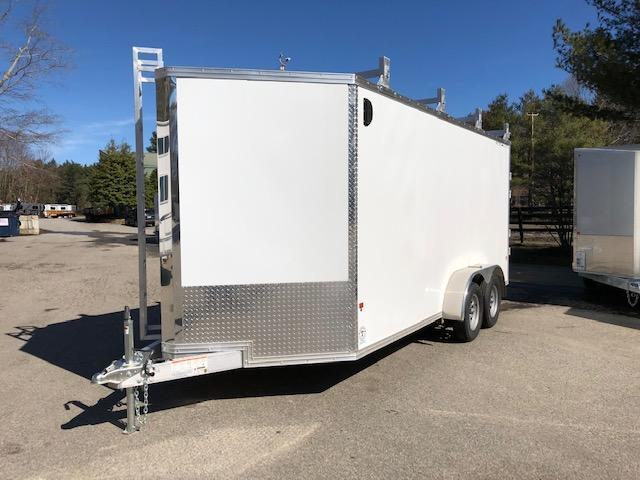 2019 Cargo Pro Stealth 7x16 Contractor Package