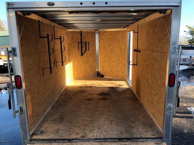 2016 Cargo Pro Stealth 7x12 Single Axle