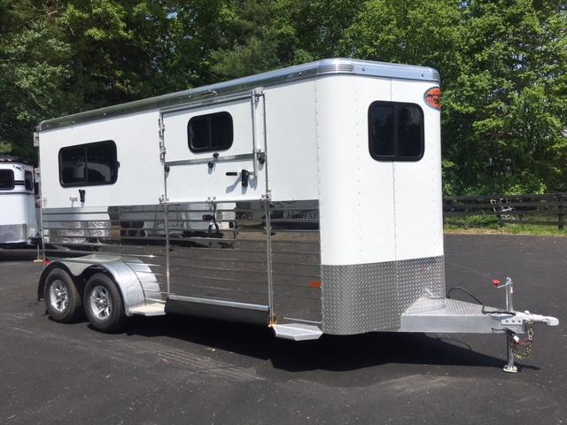 2019 Sundowner Charter 2 Horse Bp Tr Se With Side Ramp