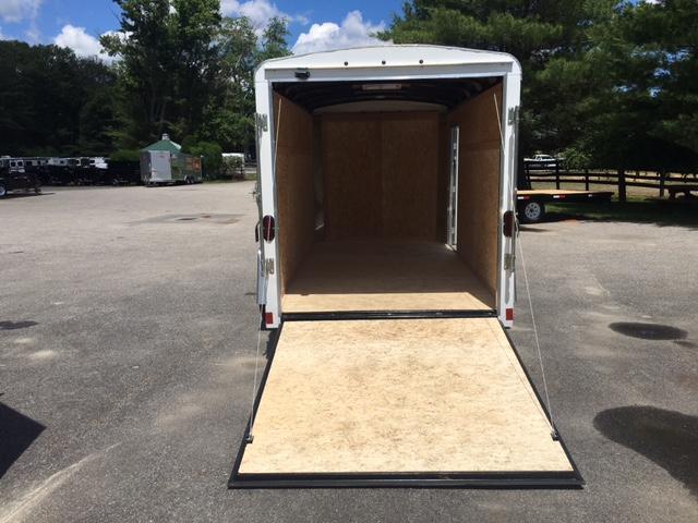 2017 Haulmark Transport 6x12 Cargo