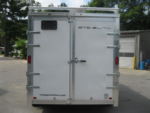 2018 Cargo Pro Stealth 7x14 Contractor's Package