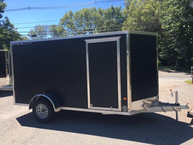 2017 Cargo Pro Stealth 6x12