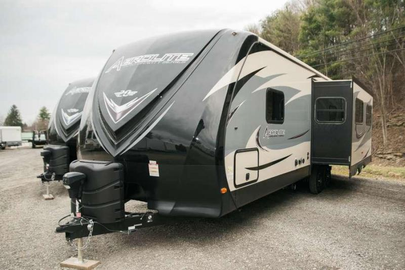 Aerolite AE281RLSS Travel Trailer