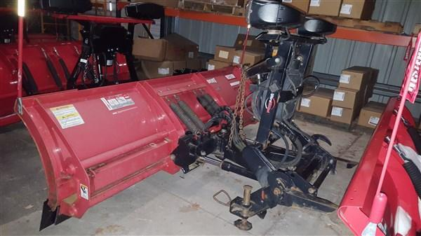 Used Western Wideout Snow Plow