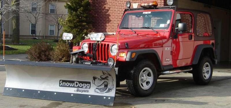 Buyers SnowDogg MD75