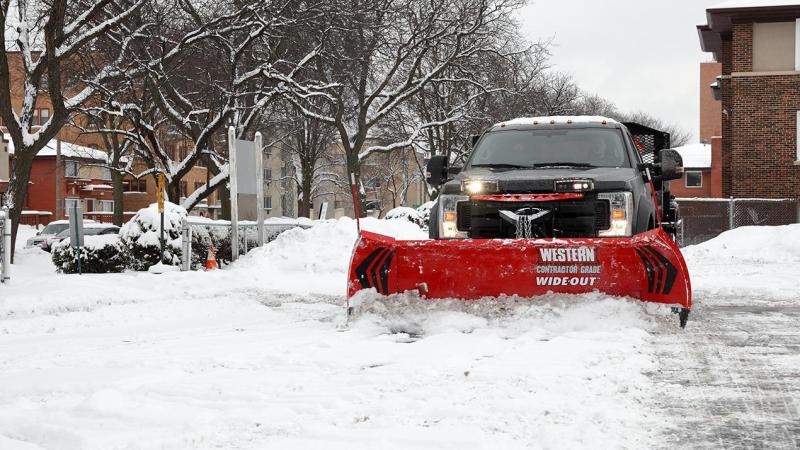 Western Wideout Gen 2 Snow Plow