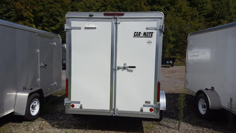 Car Mate Trailers 6 x 10 Sportster Enclosed Cargo Trailer