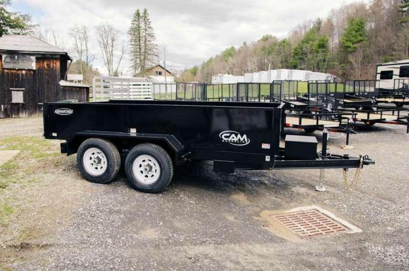 CAM 10-612LPDT Dump Trailer