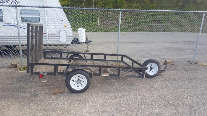USED 2004 Carry-On 5x8 UTILITY Utility Trailer