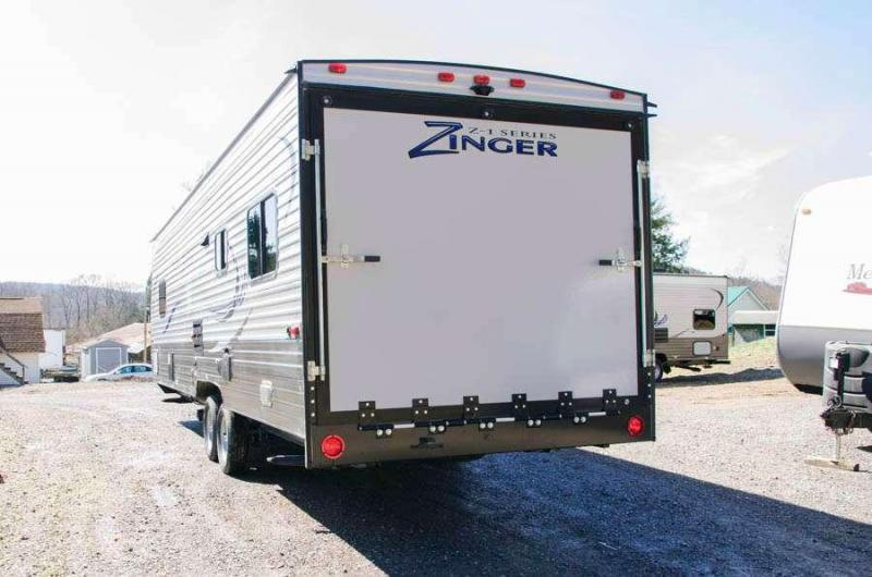 Z-1 ZR288RR Toy Hauler