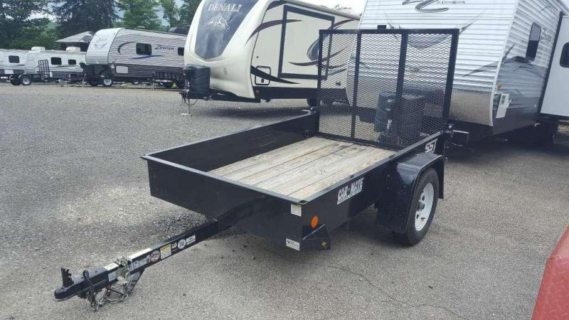 Used Car Mate Trailers 5 x 8 SST-GPL Utility Trailer