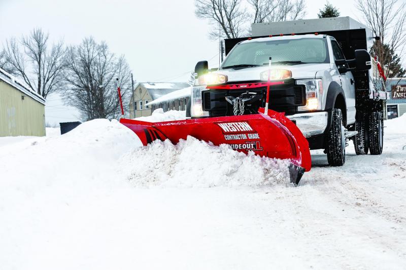 Western Wideout XL Snow Plow