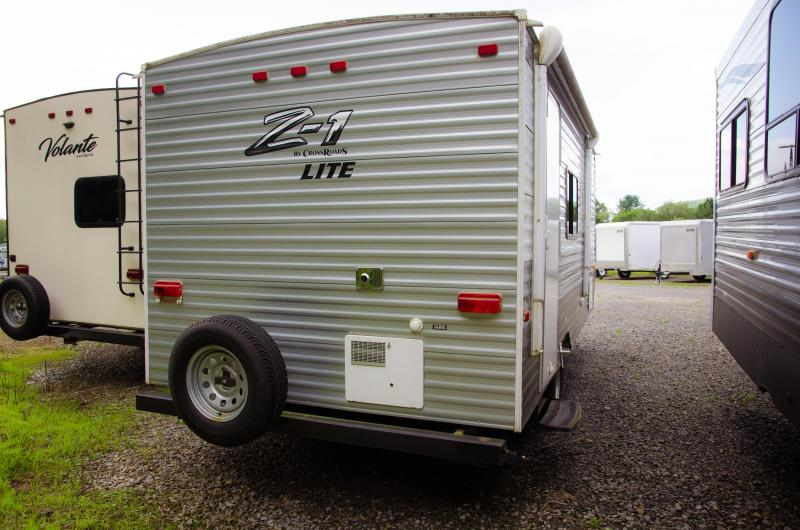 Z-1 ZT 18RB Travel Trailer