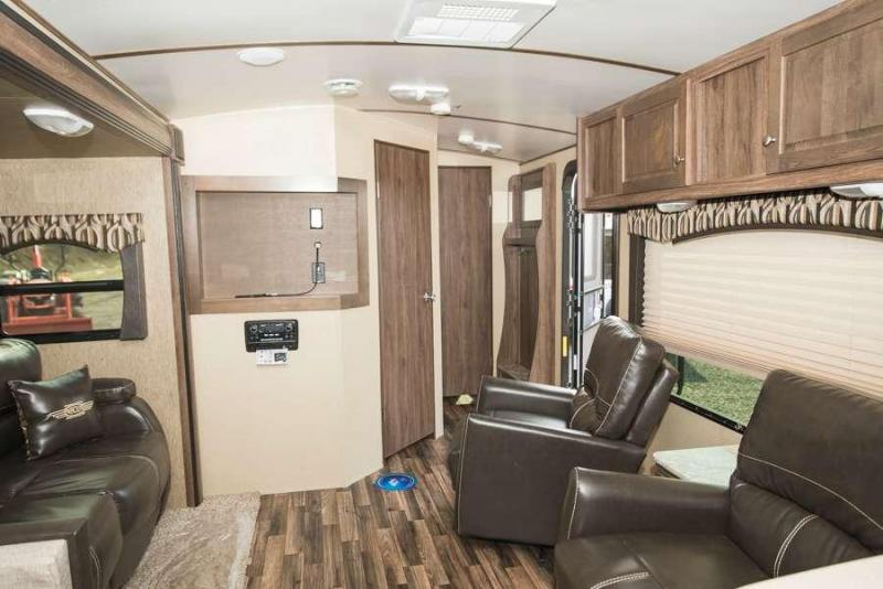 Aerolite AE294RKSS Travel Trailer
