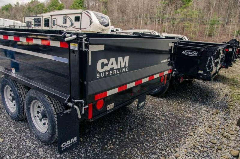 CAM 5CAM610DODT Dump Trailer