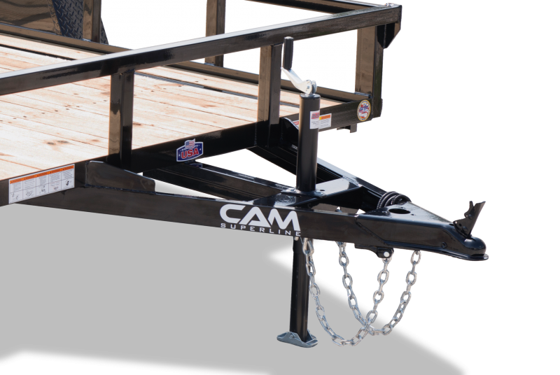 CAM 716TAT Utility Trailer