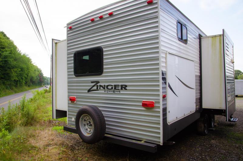 Zinger ZT 33BH Travel Trailer